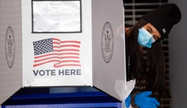 Фальсификации на выборах в США очевидны