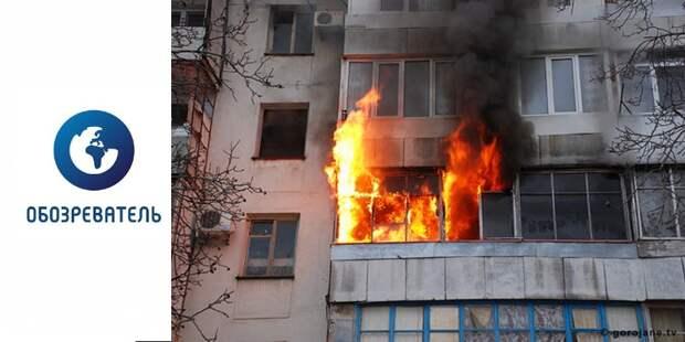 Женщина в Вологде оставила погибать в огне трехлетнюю дочь подруги.