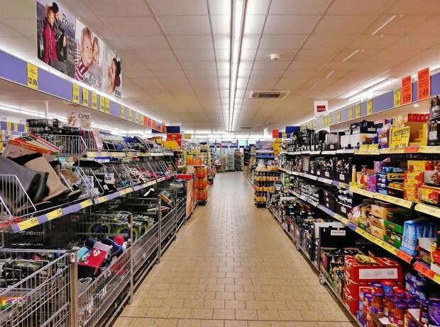 Девочка пострадала в давке из-за коронавируса в супермаркете в Австралии