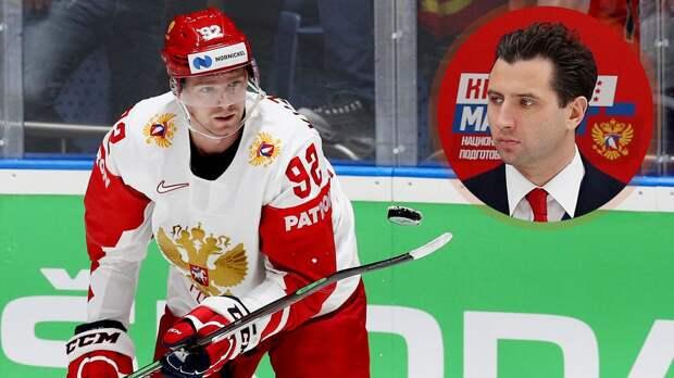 Почему сборную России доверили Ларионову? Кто поедет на Олимпиаду? Будут ли биться за Кузнецова? Отвечает Ротенберг