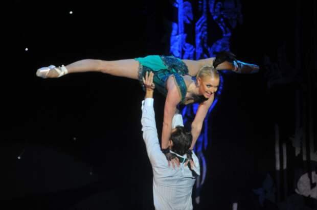 Волочкова намерена поразить жюри «Евровидения-2017» своими шпагатами