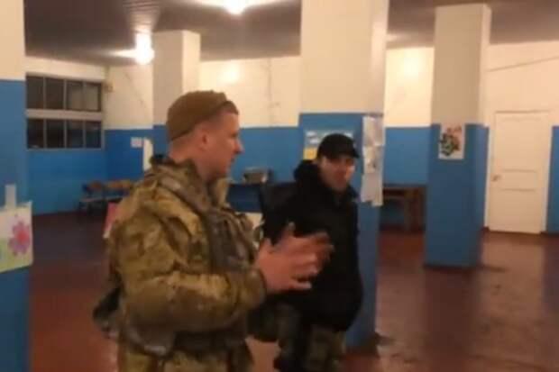 Украинский политрук обещает скорый крах России (видео)