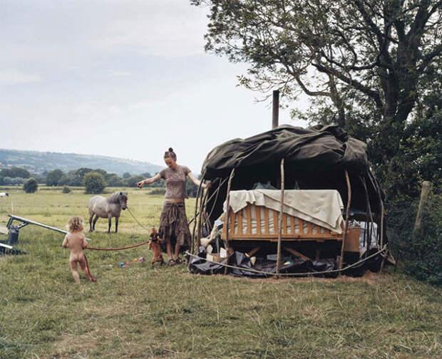 Другая Англия в фотографиях Винишии Дирден