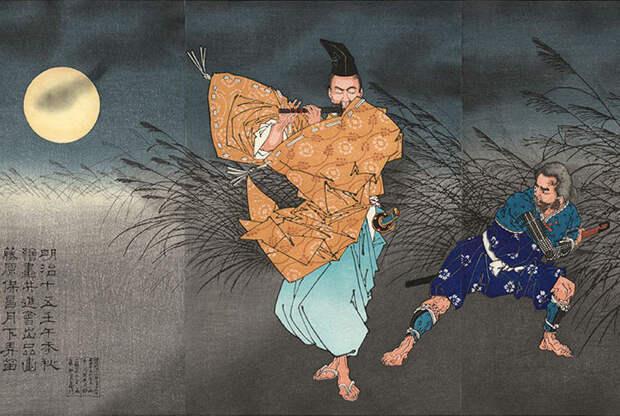 7. Музыка суеверия, япония