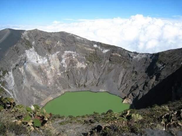 25. Диего-де-ла-Айя, Коста-Рика в мире, озеро, природа