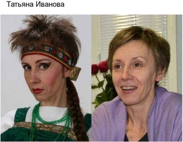 Деревня дураков 15 лет спустя.