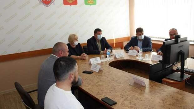 Айдер Типпа с рабочим визитом посетил Белогорский район