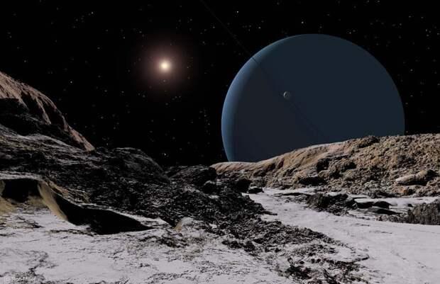 Рассвет на других планетах