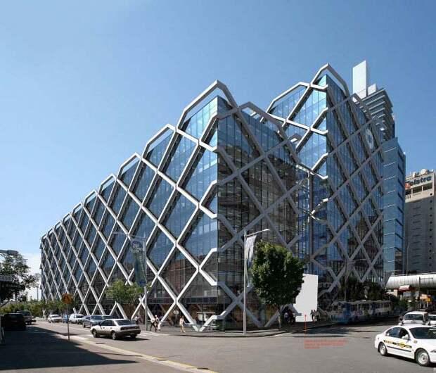 Самые креативные здания мира