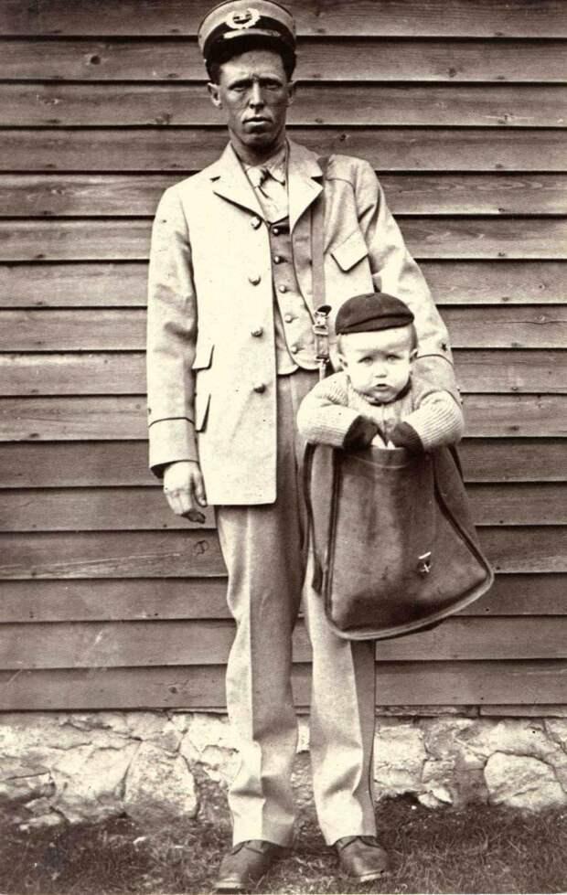 Большинство детей отправлялось на короткие расстояния.