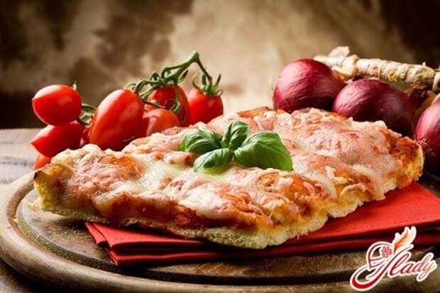 Это просто: рецепт пиццы в домашних условиях