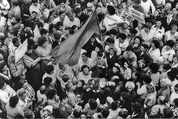 Молдова и Приднестровье, 1990-е годы