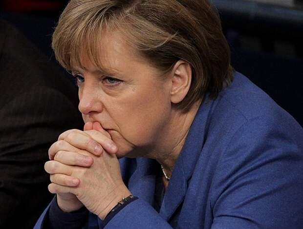 Меркель ФРГ правительство