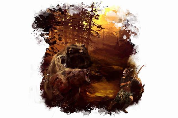 На костях неандертальцев нашли следы нападения хищников