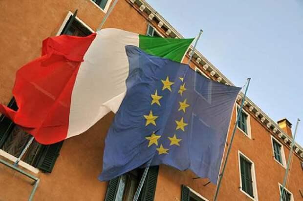 ЕС избавляется от нищих стран: Италию оштрафовали на 3,5 миллиарда евро за большой госдолг