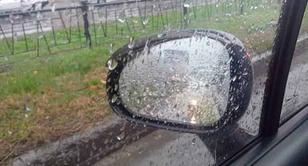Как защитить зеркала заднего вида и камеру в автомобиле от дождя