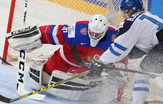 Молодежная сборная России по хоккею уступила в финале ЧМ