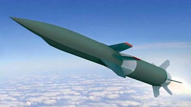 ВВС США провалили испытания по запуску сверхбыстрой гиперзвуковой ракеты