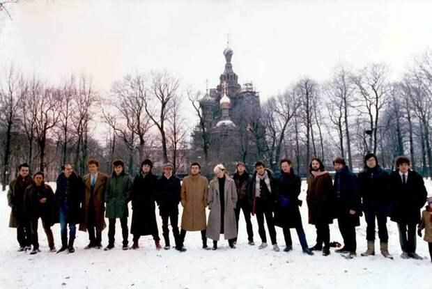 Неизвестные фотографии звезд русского рока