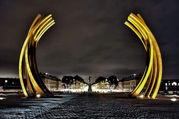 Полночь в Версале