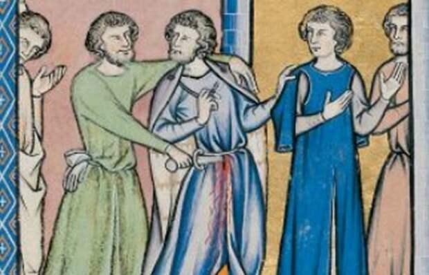 7. Насилие в Оксфорде история, скандал, факты