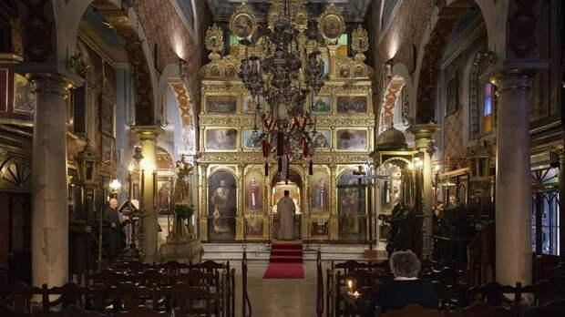 Маски сброшены: Террор против верующих прикрыли коронавирусом. В Греции арестован митрополит