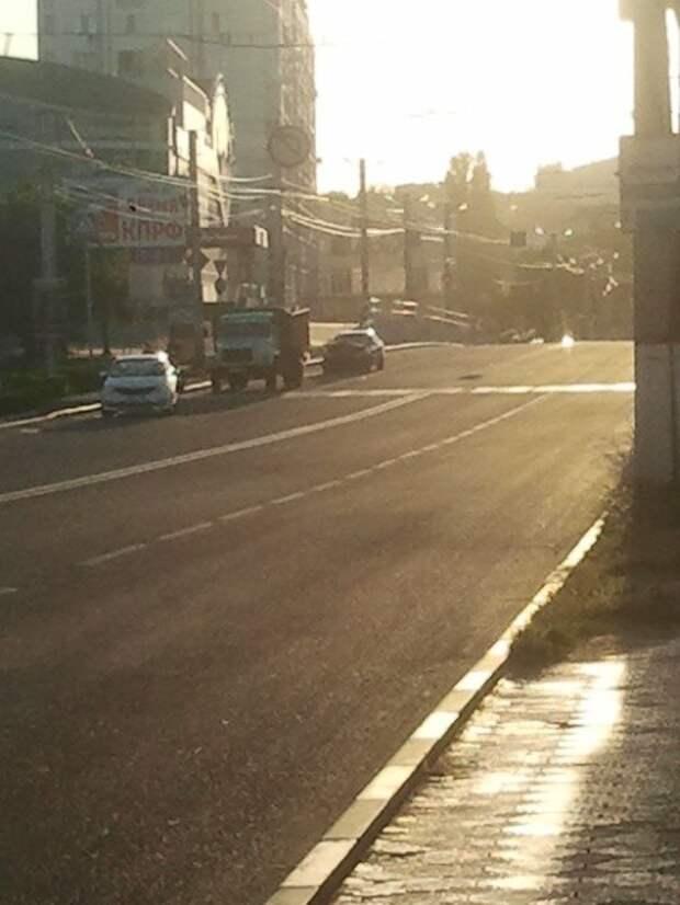 ДТП в Севастополе: до появления грузовика полёт был нормальным (фото)
