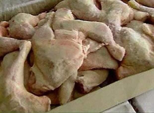 Таможня пресекла ввоз в Россию американских сосисок и курятины