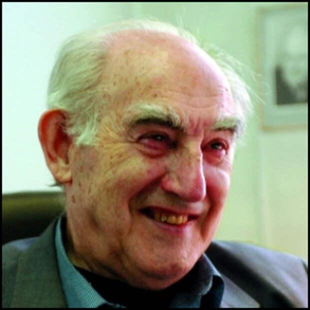 академик В. Гинзбург