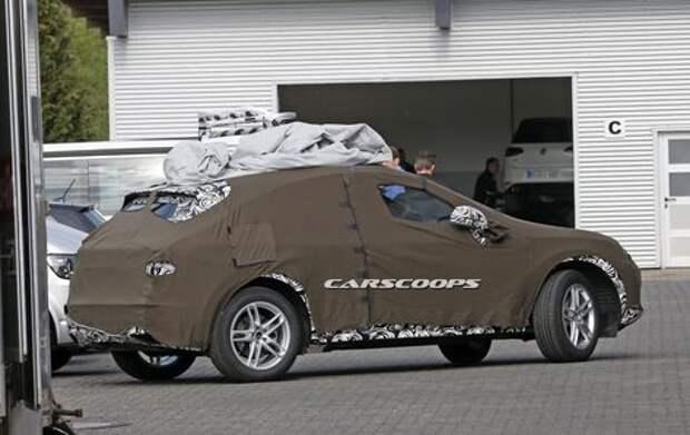 Тайна под двойным камуфляжем: новый Audi Q3 дразнит шпионов