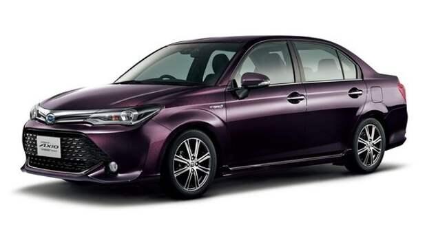 Toyota Corolla не оставит родину без юбилейной серии