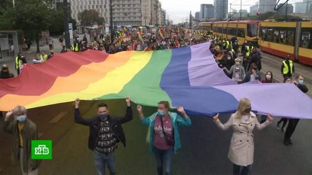 Сексуальные фантазии ЕСПЧ не впечатлили Россию