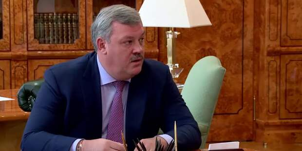 Глава Коми Гапликов попросился в отставку