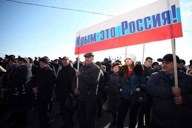 Несколько слов о рассуждениях Андреаса Умланда по поводу Крыма