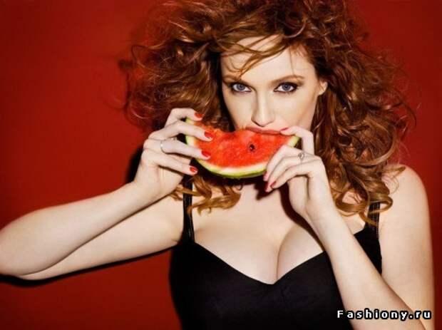 Просто бомба! Секс-бомба: Кристина Хендрикс – эталон среди женщин с аппетитными формами