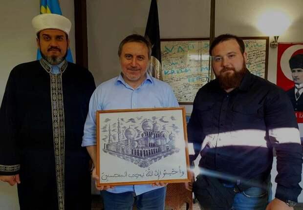 Верховный суд Крыма приступил к рассмотрению дела экстремиста Ислямова