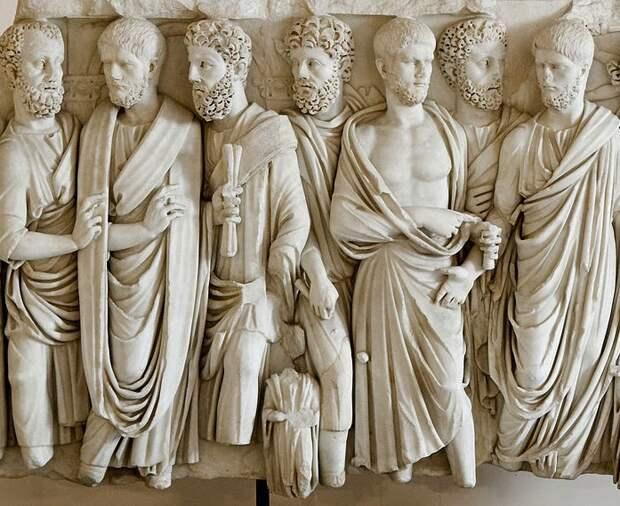 Гомосексуализм был распространен в раннехристианском Риме