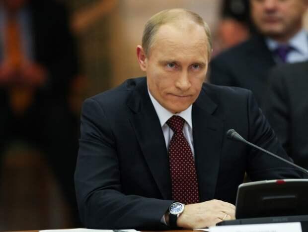 Владимир Путин ответил авторам памятки по Крыму