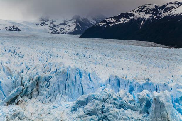 Перито Морено – самый фотогеничный ледник в мире!