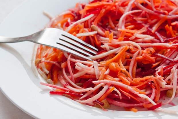 7 лучших рецептов очищающих салатов