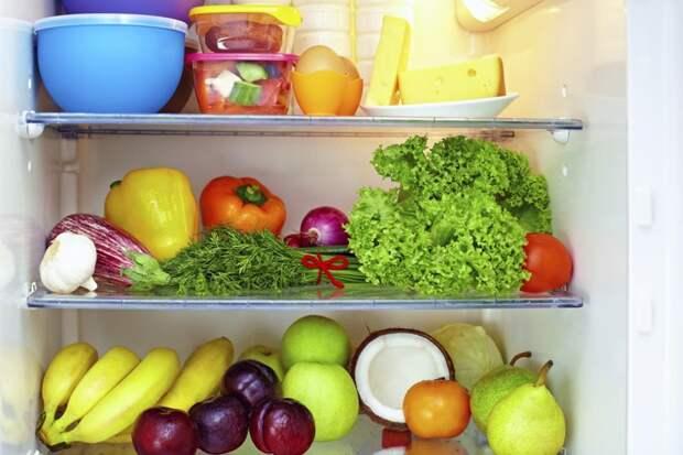 15 продуктов не для холодильника еда, питание, продукты, советы, факты