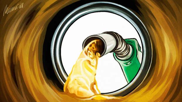 Рост цен на топливо ожидается на Украине из-за нового законопроекта властей