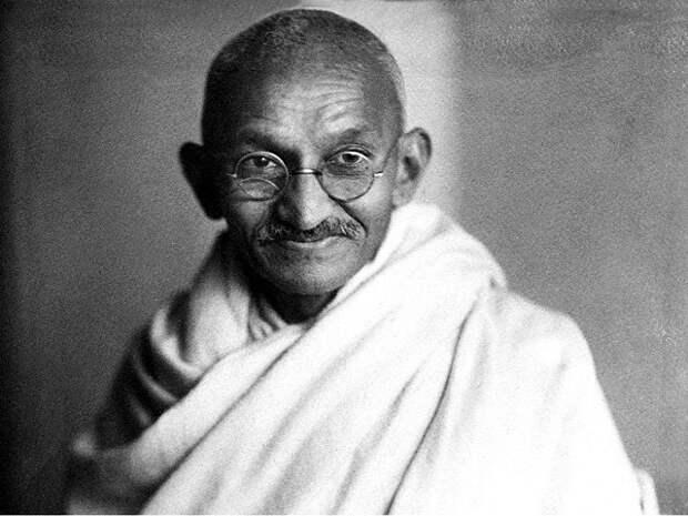 Философия ненасилия Махатмы Ганди