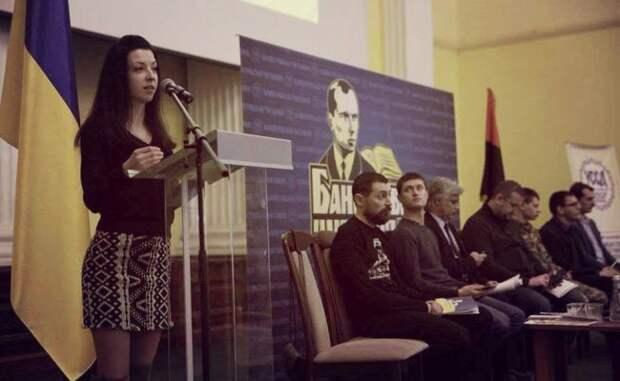 Институт вВене сожалеет оприеме наработу нацистки из«Азова»