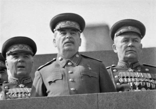 Личная стратегическая разведка Сталина