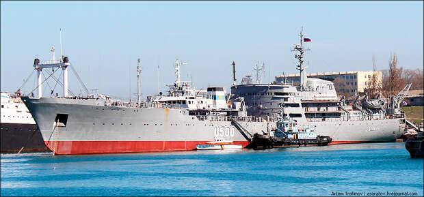 Украина будет нападать на Крым и Севастополь с моря ...