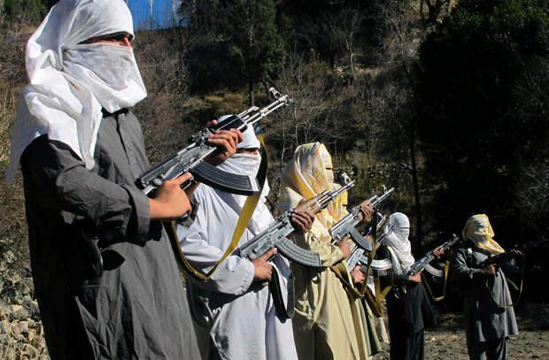 Подразделения «Талибана» готовы к жесткой конфронтации с бандформированиями ИГ. Фото: Ishtiaq Mahsud / AP