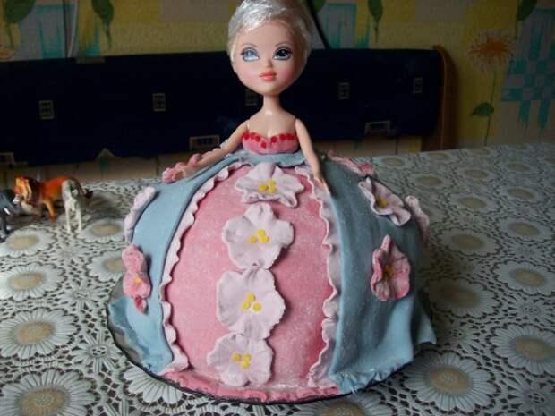 """""""Куклы-торты""""  - мастер-класс для новичков"""