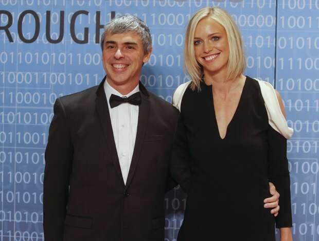 Как выглядят и чем занимаются жены миллиардеров (Это не только длинноногие модели)