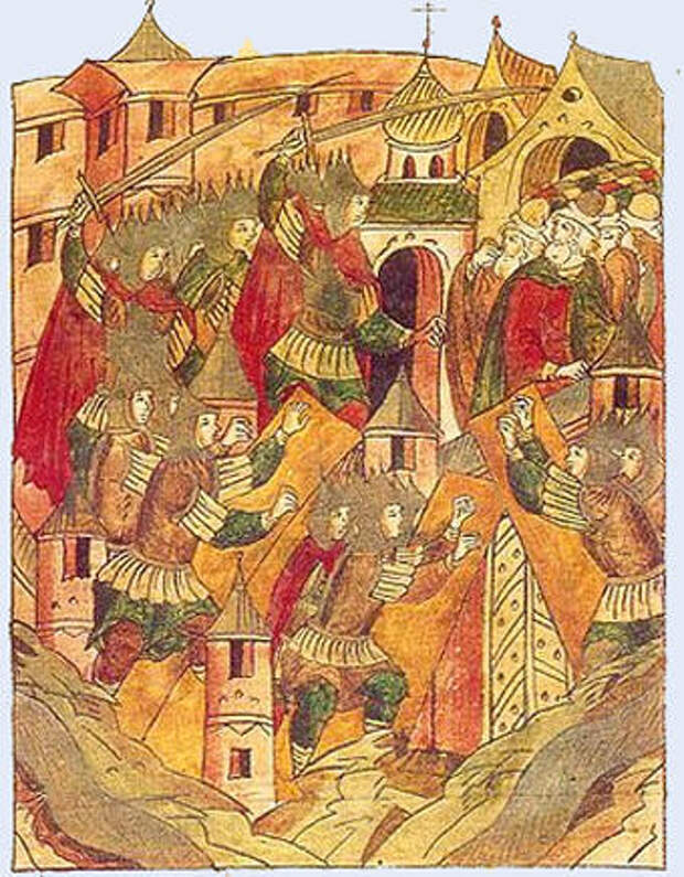 Оборона Владимира